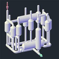 Hệ thống xử lý nước công nghệ  MET